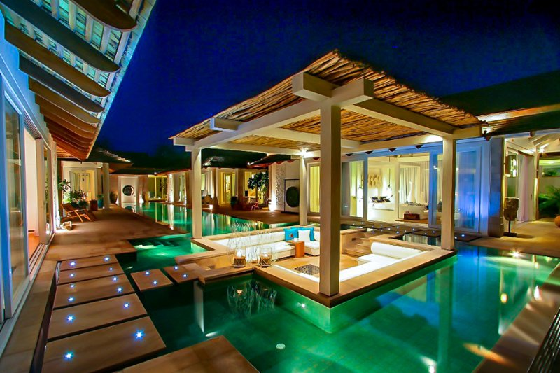 Villa 66 - Luxury Beach Front with Full Service - Image 1 - Chaweng - rentals