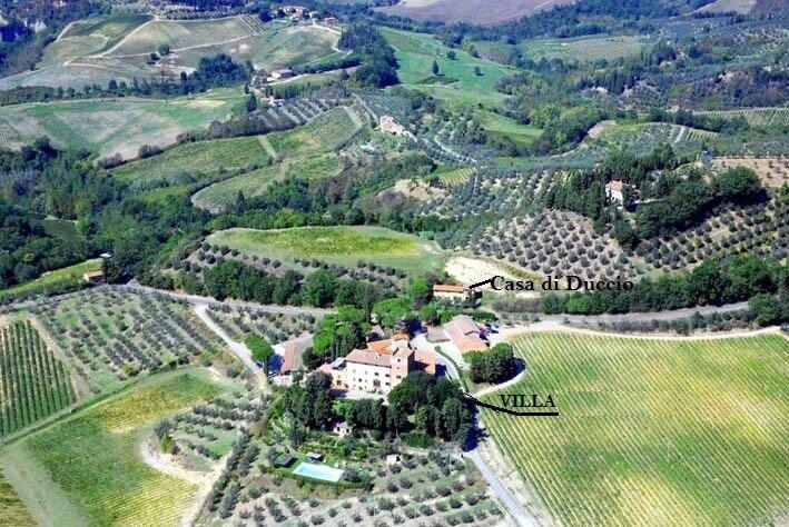 Casa di Duccio - Image 1 - Lucardo - rentals