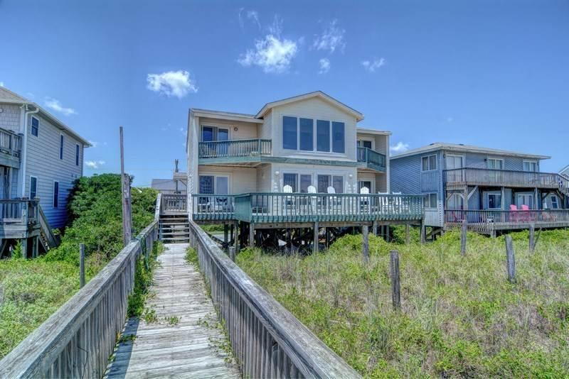 BEACH COMA - Image 1 - Topsail Beach - rentals