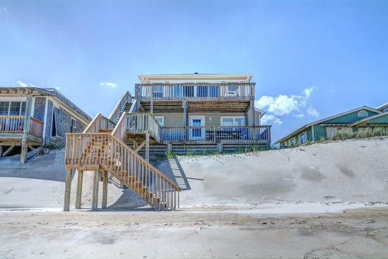 LUNA ESCAPE - Image 1 - Surf City - rentals