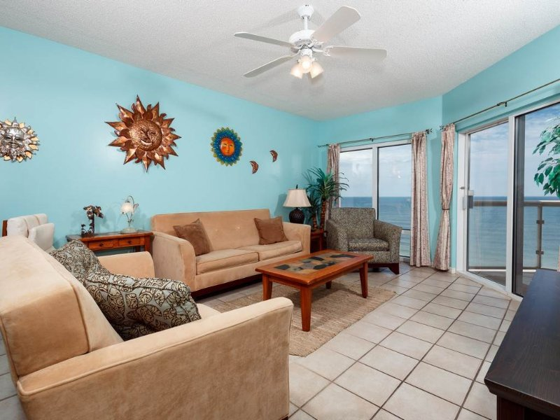 Emerald Isle Condominium 1003 - Image 1 - Pensacola Beach - rentals