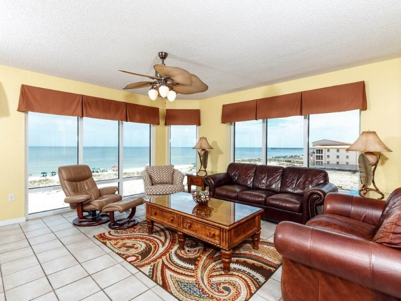 Emerald Isle Condominium 0308 - Image 1 - Pensacola Beach - rentals