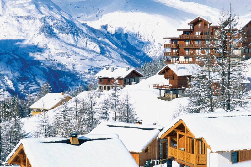 Apartment Jefferson - Image 1 - Les Arcs - rentals