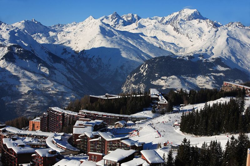 Apartment Saint Paul - Image 1 - Les Arcs - rentals