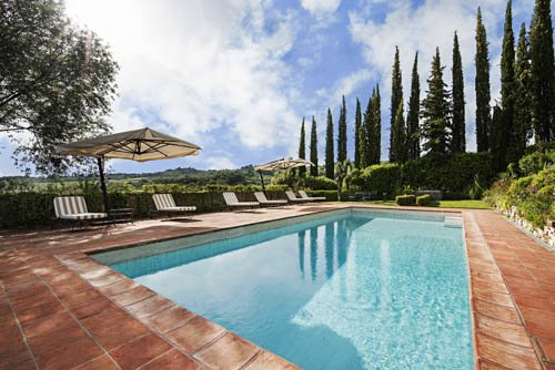 Villa San Leolino - Image 1 - Chianti - rentals