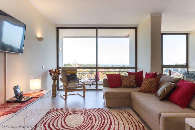 Cascais Panoramic Apartment - Image 1 - Cascais - rentals