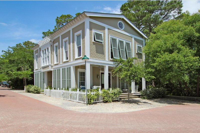 exterior - Splendor in the Sand - Seaside - rentals