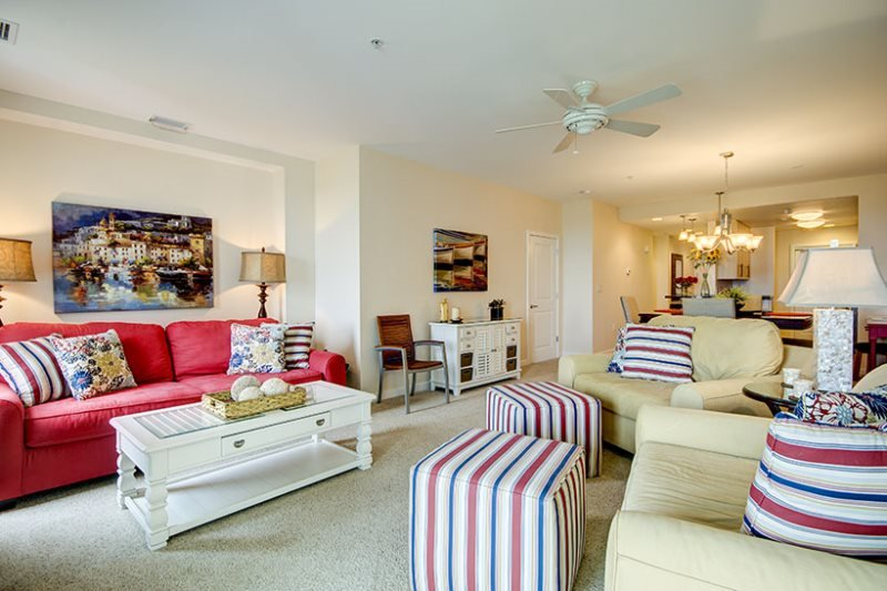 The Treasure Chest. Luxurious condo located right on the beach with breath-taking views!! - Image 1 - Virginia Beach - rentals