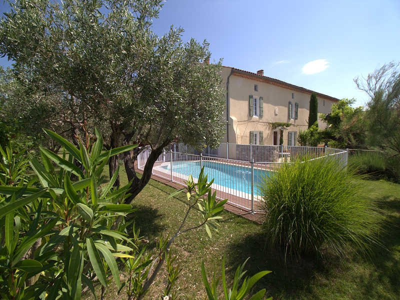 Uzès Gard, Big charming country house 12p private pool - Image 1 - Garrigues-Sainte-Eulalie - rentals