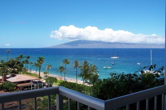 Whaler 965 - Studio Ocean View Condominium - Image 1 - Lahaina - rentals