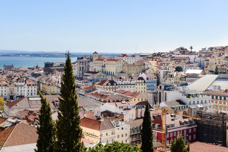 Casa Villa Serra - Spectacular 180 View, free WiFi - Image 1 - Lisbon - rentals
