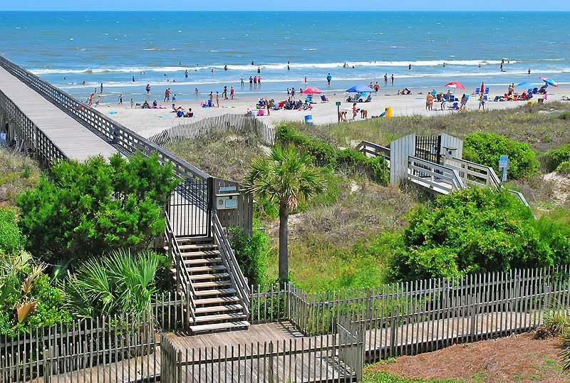 Welcome to 244 Sea Cabin! - Sweetgrass Properties, 244C Sea Cabin - Isle of Palms - rentals