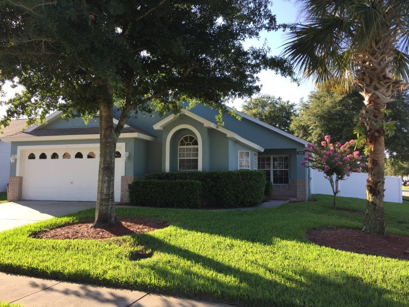 Welcome to your home away from home! - Luxury 4 bd near Disney - pet friendly - free WIFI - Kissimmee - rentals