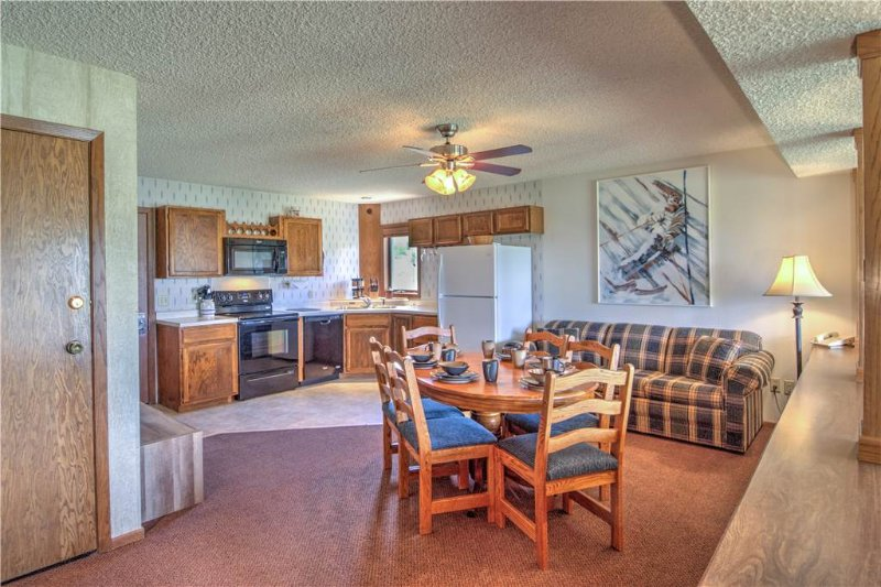 MOUNTAINSIDE 112-Standard - Image 1 - Granby - rentals