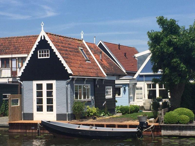 idyllic cottage at the waterside - Idyllic house at the waterside of Edam - Edam - rentals