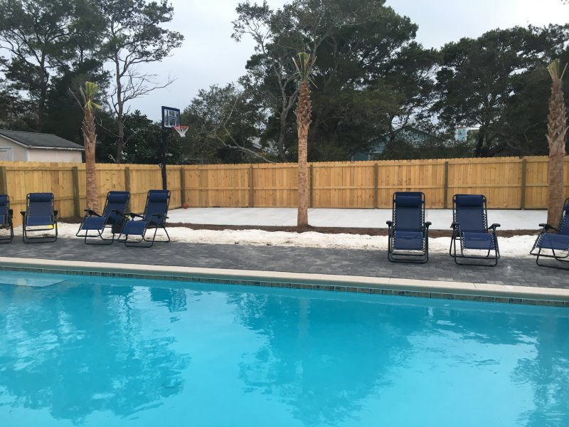 SUMMERWIND CUDA TOO PRIVATE POOL BASKETBALL COURT - Image 1 - Destin - rentals