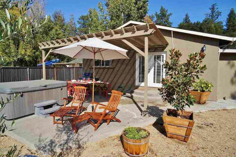 Maison du Soleil on Dry Creek - Image 1 - Healdsburg - rentals