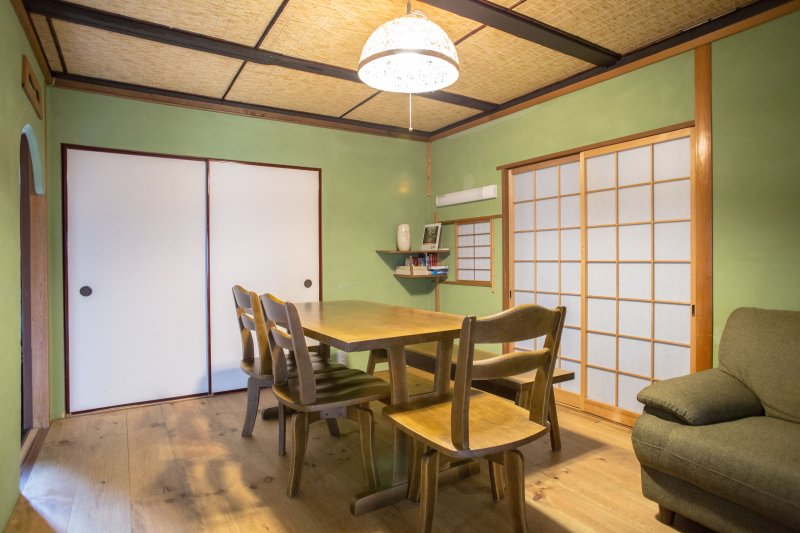 Seiun-an, former Geisha house -Best Location - Image 1 - Kyoto - rentals