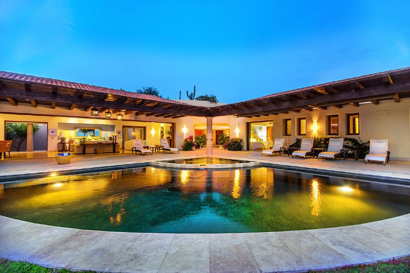 Casa San Jorge, Sleeps 16 - Image 1 - San Jose Del Cabo - rentals