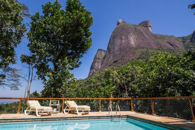 Rio lovely B&B between mountain and beach - Image 1 - Rio de Janeiro - rentals