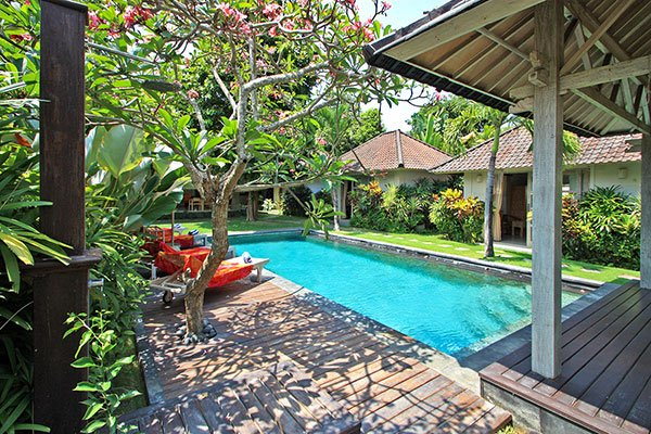 "Private pool and garden - 5 BR villa Seminyak, 650m to the beach! ""ABSOLUTELY STUNNING VILLA"" - Seminyak - rentals"