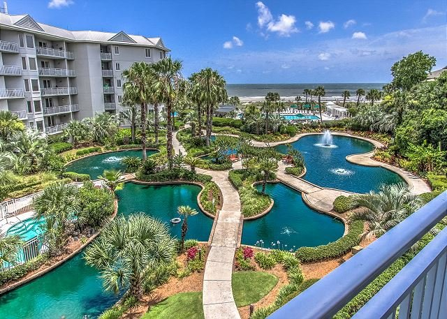 View - 1305 SeaCrest -3rd Floor OCEANVIEW and Recently Updated - Hilton Head - rentals
