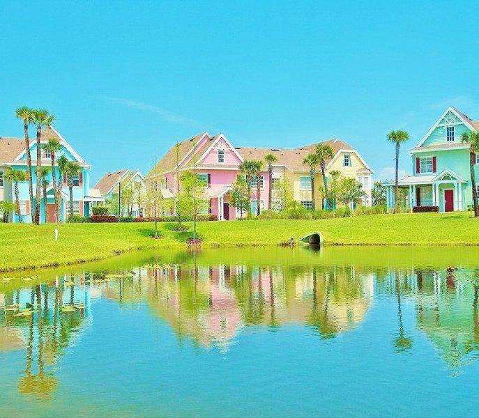 Villa sleeps 9 with Kids Splash Zone by Disney - Image 1 - Kissimmee - rentals