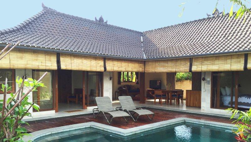 Villa Avanti - Devi's Place, Ubud - cute 2BR private Villa Avanti - Ubud - rentals