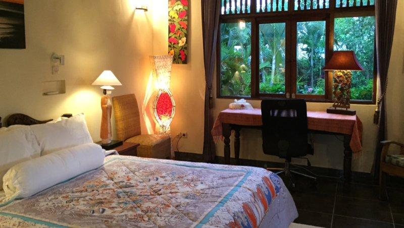 Jacaranda Cottage - Devi's Place Ubud-secluded rustic JacarandaCottage - Ubud - rentals