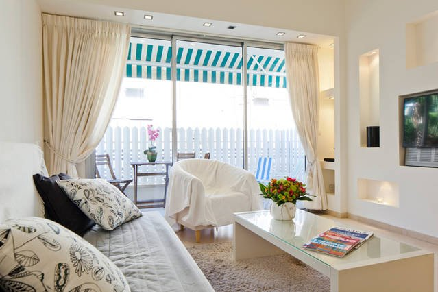 Deluxe Perfect Location by the beach, 2 BR - Image 1 - Jaffa - rentals