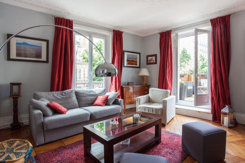 Rue Jouffroy d'Abbans - Image 1 - Paris - rentals