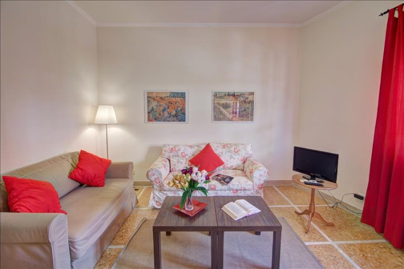 Modern 1 bdr apt in Rome - Image 1 - Rome - rentals
