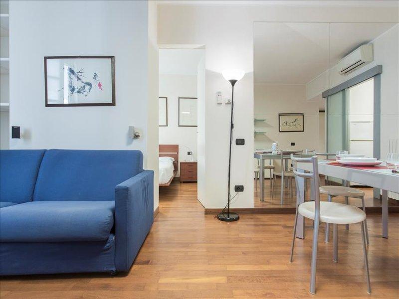 Lovely 1bdr apt in central area - Image 1 - Milan - rentals