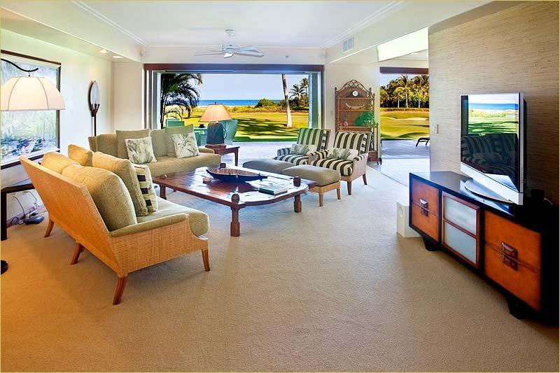 - 3BD Golf Villa 2101 - Mauna Lani - rentals