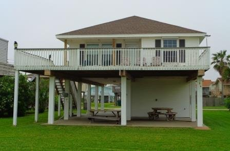 Reed's Beach House - Image 1 - Jamaica Beach - rentals
