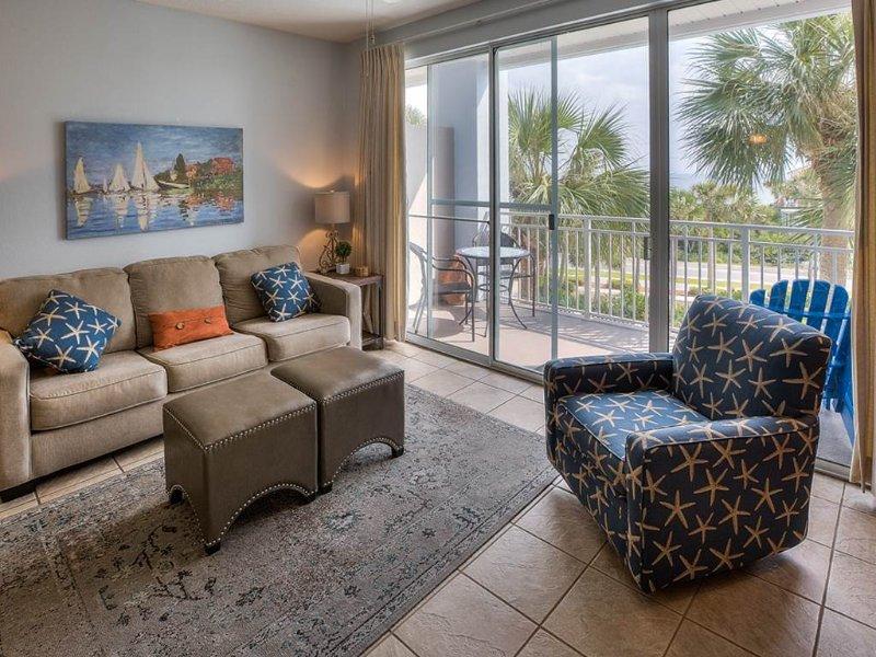 Gulf Place Cabanas 305 - Image 1 - Santa Rosa Beach - rentals