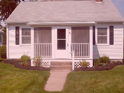 Front Cottage - Quaint Cottage 2 minute walk to Footbridge Beach - Ogunquit - rentals