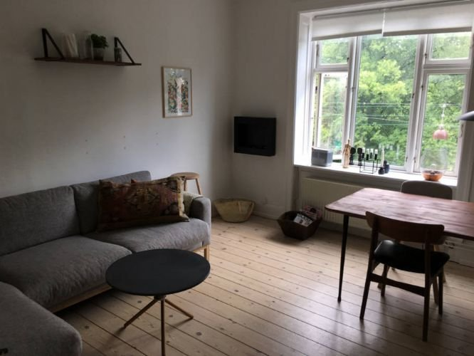 Bjelkes Allé Apartment - Charming Copenhagen apartment close to Skt. Hans Square - Copenhagen - rentals