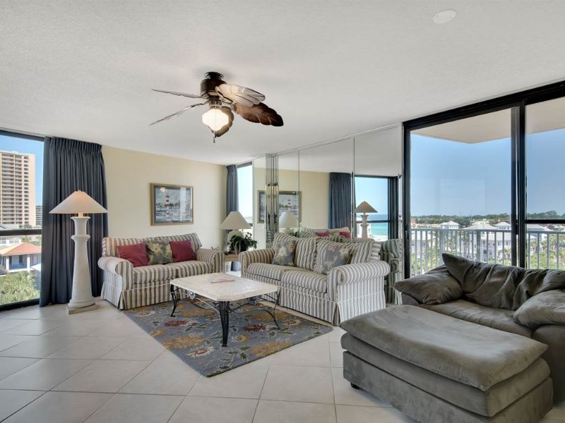 Mainsail Condominium 4454 - Image 1 - Miramar Beach - rentals