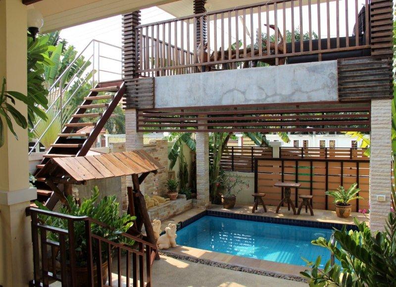 Villas for rent in Hua Hin: V6239 - Image 1 - Hua Hin - rentals