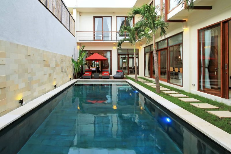 Ultra Modern Luxury 4 BR + pool table, Seminyak - Image 1 - Seminyak - rentals
