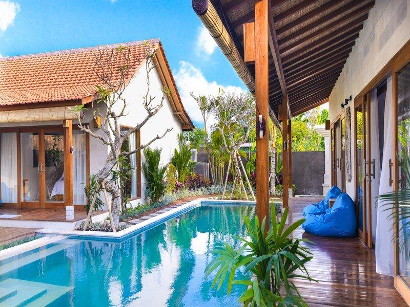 The Tamantis Villa - Image 1 - Canggu - rentals