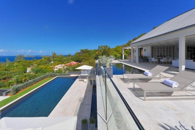 Villa la Petite Sereine St Barts Rental Villa la Petite Sereine - Image 1 - Anse Des Cayes - rentals