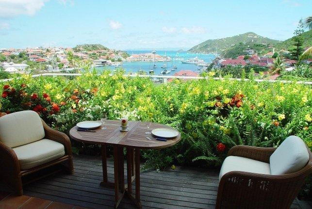 Villa Colony Club D4 - View Star St Barts Rental Villa Colony Club D4 - View Star - Image 1 - Anse Des Cayes - rentals