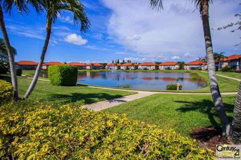 Lake - Club 600-201 - Club Marco - Marco Island - rentals