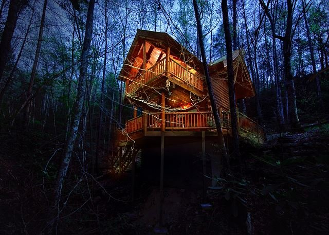 Private and Secluded 1 Bedroom  with Seasonal Stream - Image 1 - Sevierville - rentals