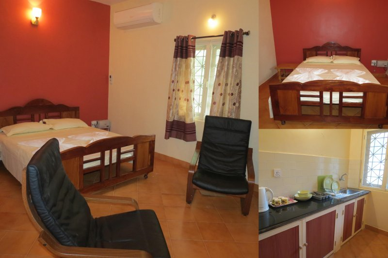 21) Refurbished Private Budget Apartment Calangute - Image 1 - Calangute - rentals