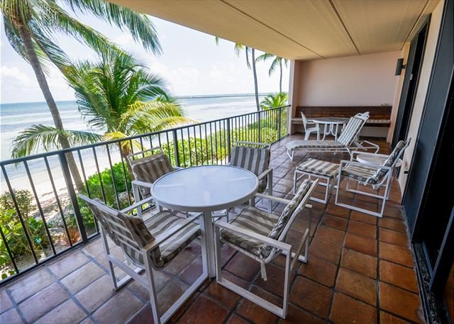 Private Balcony - Beach Club #112 - Unique Oceanfront living - Key West - rentals
