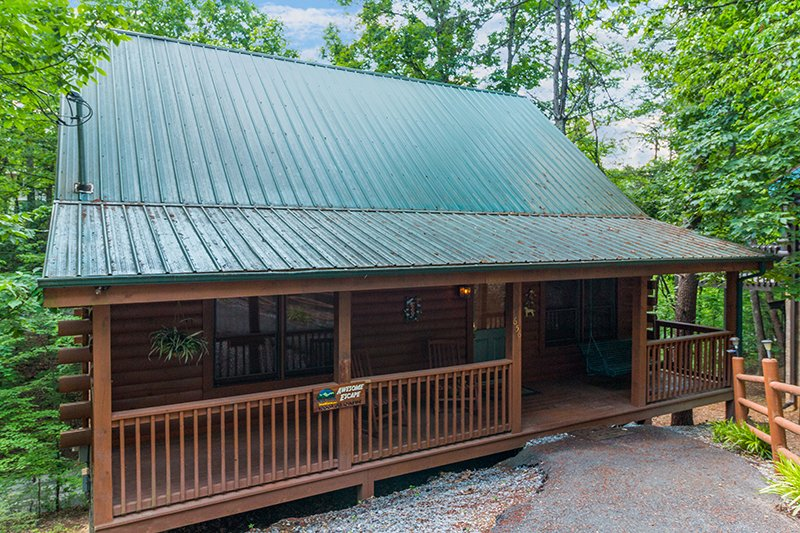 Awesome Escape - Image 1 - Pigeon Forge - rentals