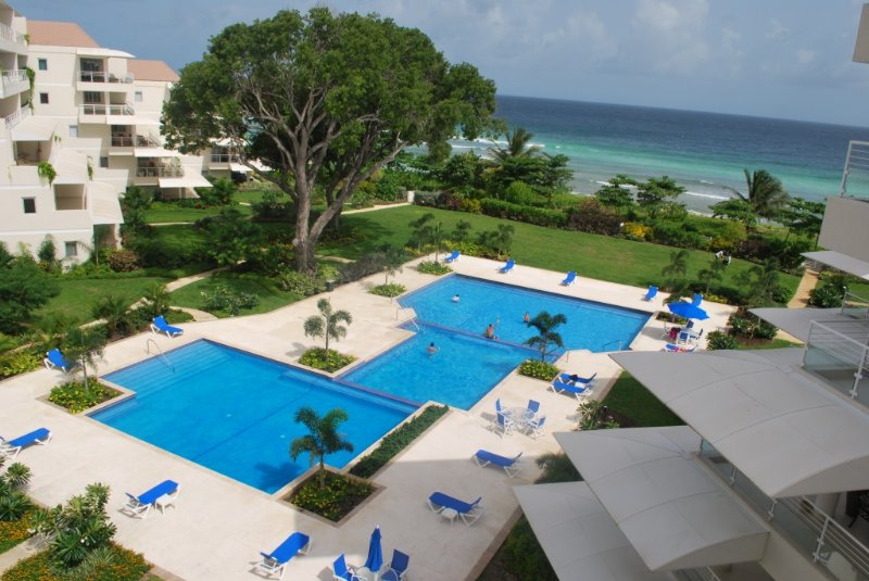 The Condominiums at Palm Beach, Apt 101, Christ Church, Barbados - Image 1 - Hastings - rentals